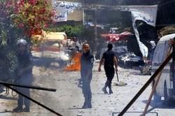 В Тунисе снова начались беспорядки
