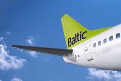 Авиакомпания airBaltic запустила регистрацию через мобильный