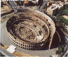 Колизей начнут реставрировать в самом конце июля