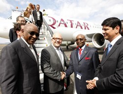 Qatar Airways начала полеты до Килиманджаро