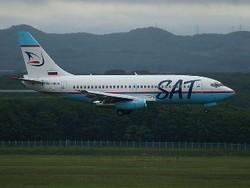 В аэропорту Хабаровска аварийно сел сахалинский Boeing