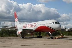 Red Wings будет летать из Москвы в Екатеринбург