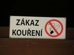 В Чехии хотят полностью запретить курение в барах и ресторанах