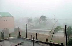 На пляжи Вьетнама и Хайнаня обрушился тайфун
