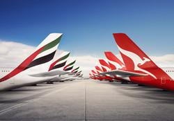 Авиакомпании Qantas и Emirates создают альянс