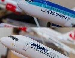 Estonian Air и Air Baltic хотят объединиться