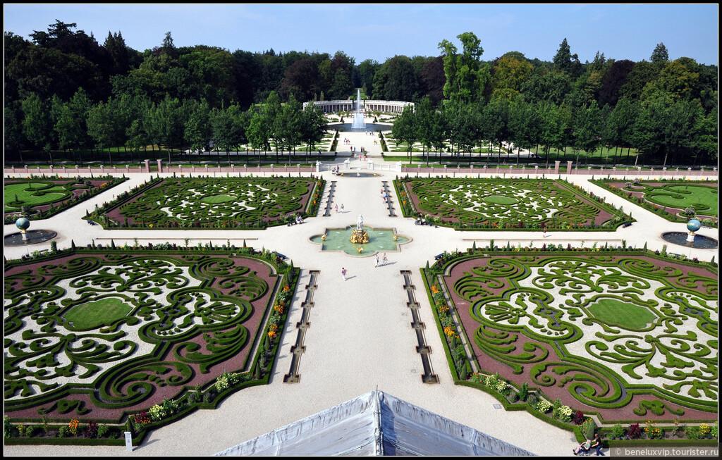 """Фото из альбома """"Замки и дворцы в Королевстве Нидерланды"""", Нидерланды"""