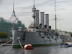 Аврору хотят сделать официальным символом Петербурга