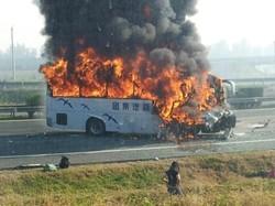 В автокатастрофе в Китае погибли немецкие туристы
