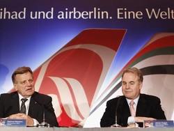 Немецкий лоукостер Air Berlin объединяется с Air France-KLM
