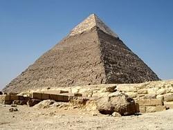 Пирамиду Хефрена снова открыли для туристов