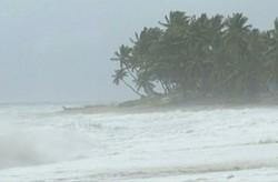 Берегам Кубы угрожает тропический шторм