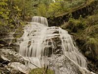Гималаи. Водопады в долине Куллу