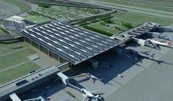 Новый терминал Пулково начнет работу в следующем декабре