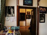 Гималаи. Н.Рерих, его картинная галерея