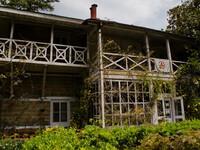 Гималаи. дом Рерихов в усадьбе