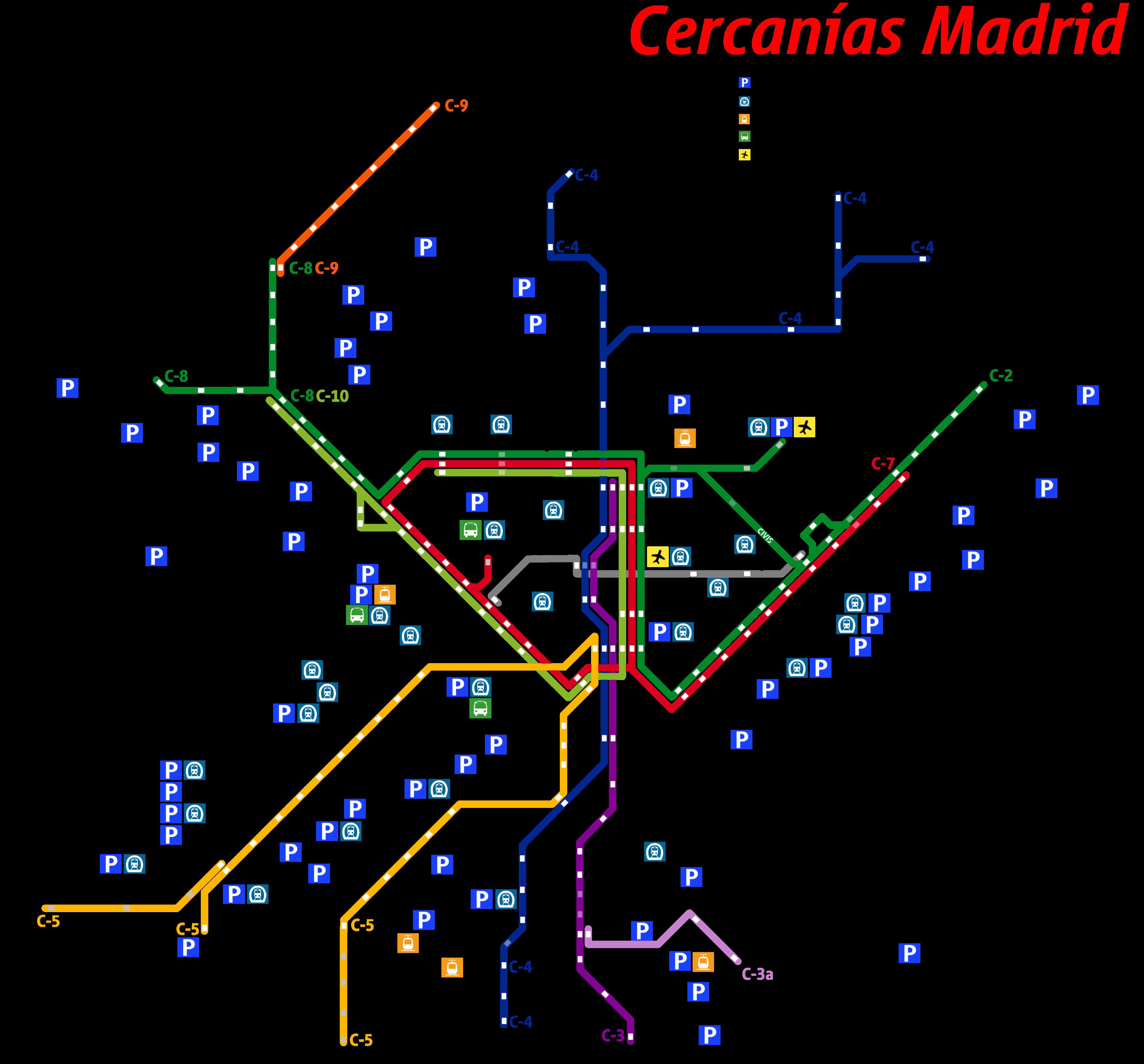 google tren cercania barcelona: