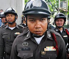 """Тайская полиция создает """"зоны безопасности"""" в туристических районах"""