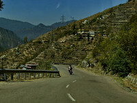 по дорогам Индии - Гималаи