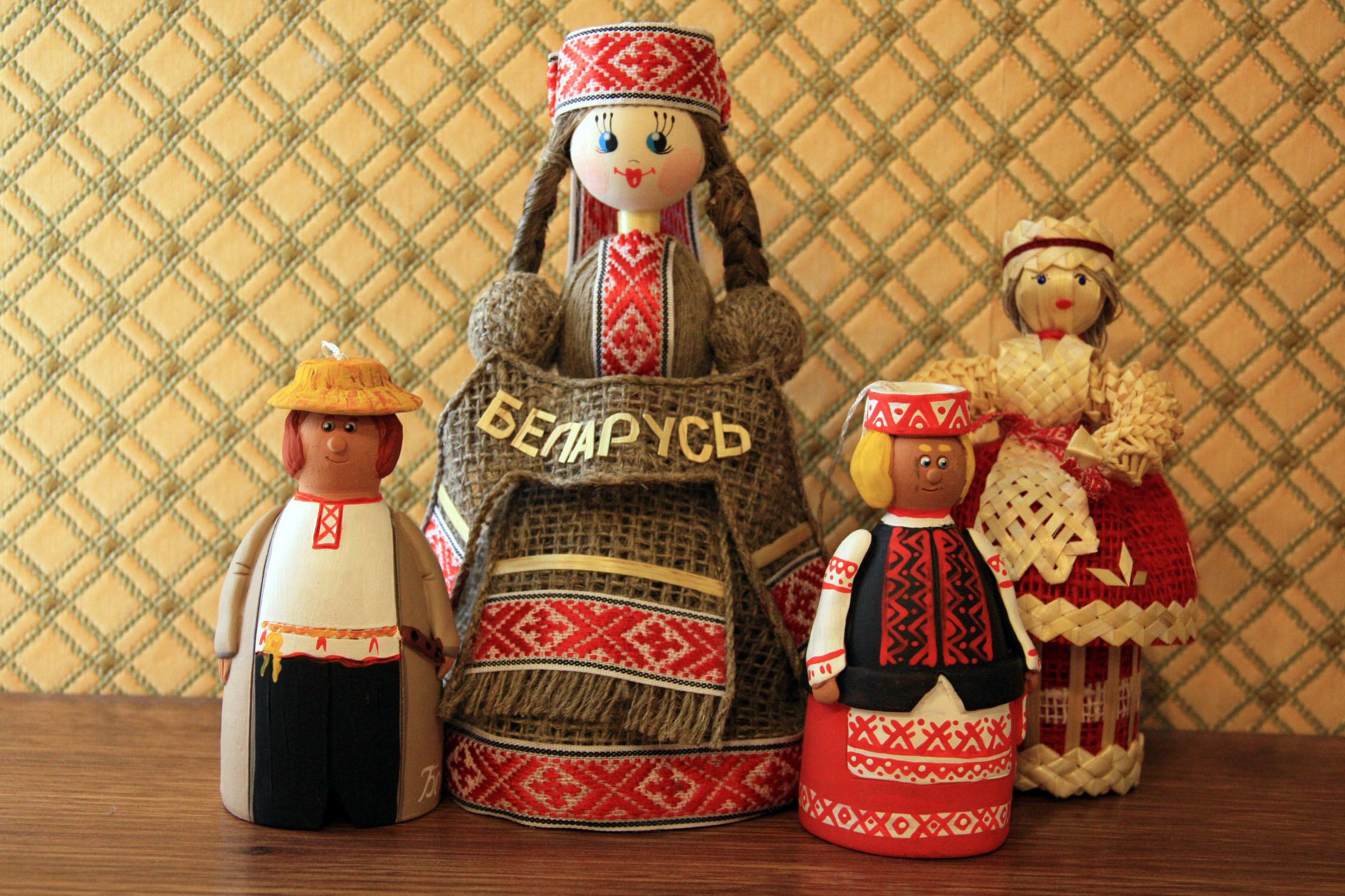 Поделк сувенирные национальные куклы своими руками