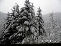 Зимний Водопад Тоднау.