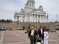Финляндия Хельсинки 2007