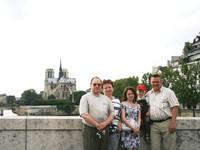 Франция Париж 2007