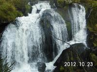 Триберг -- город и водопад.