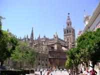 Испания Севилья 2007
