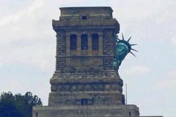 Туристам снова не попасть на Статую Свободы