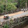 Дорога в Ангкор Тхом