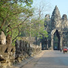 Южные ворота в Ангкор Тхом