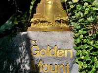 Золотая гора,Wat Saket.