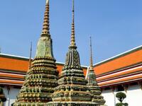 Монастырь Wat Pho.