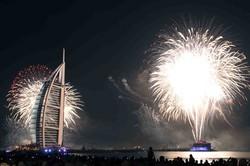 Дубай готовится к масштабному новогоднему празднику