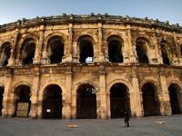 Ним - древнеримский город во Франции
