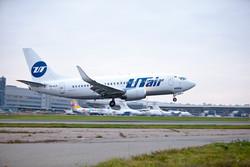 UTair начнет летать из Москвы в Екатеринбург
