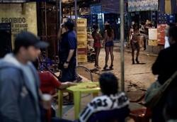 Бразильские проститутки перед кубком мира решили выучить английский