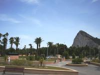 Испания Гибралтарская скала 2009