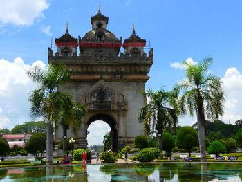 Вьентьян: провинциальная столица