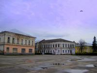 Гражданская застройка Пошехонья  (май 2012)