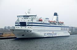 Паромы St. Peter Line во время Олимпиады станут отелями