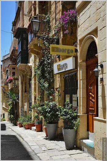 Шоппинг на Мальте