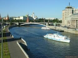 В Москве стартовал сезон речной навигации