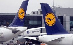 Из-за забастовки Lufthansa отменила сорок рейсов между Германией и Россией