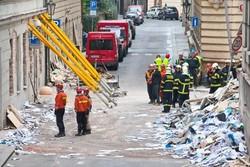 Прогремевший в Праге взрыв российских туристов не затронул