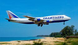 «Трансаэро» сделала платным выбор места на Boeing 747