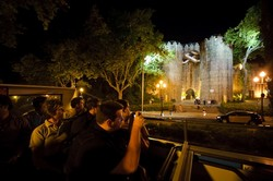 В Барселоне снова заработает ночной туристический автобус