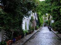 Тот Париж, где почти нет туристов