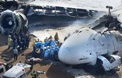 В Китае разбился самолет, более 40 погибших